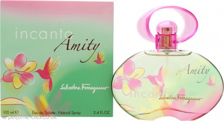Salvatore Ferragamo Incanto Amity Eau de Toilette 100ml Spray