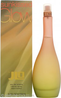 Jennifer Lopez Sunkissed Glow Eau De Toilette 100ml Spray