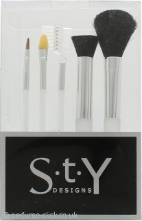 S-T-Y Designs Brush Set 6 Pieces