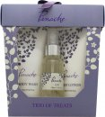 Taylor of London Panache Gift Set 100ml EDT + 200ml Body Lotion + 200ml Body Wash