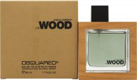 DSquared2 He Wood Eau de Toilette 50ml Vaporizador