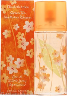 Elizabeth Arden Green Tea Nectarine Blossom Eau de Toilette 100ml Spray