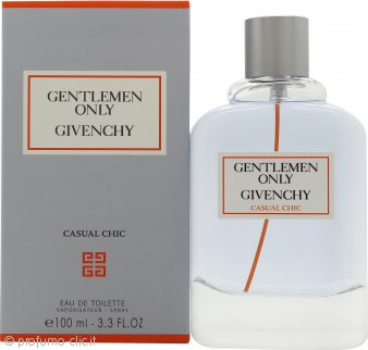 Givenchy Gentlemen Only Casual Chic Eau de Toilette 100ml Spray