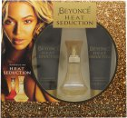 Beyoncé Heat Seduction Geschenkset 30ml EDT + 75ml Bodylotion + 75ml Douchegel