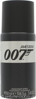 James Bond James Bond 007 Deodorant 150ml Spray