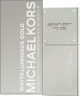 Michael Kors White Luminous Gold Eau de Parfum 30ml Spray