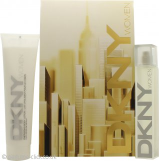 DKNY Energizing Gift Set 50ml EDP + 150ml Body Lotion