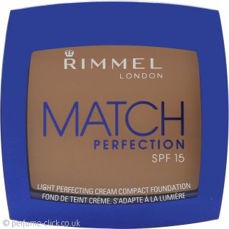Rimmel Match Perfection Foundation Compact - 7g Soft Beige