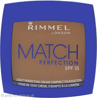 Rimmel Match Perfection Foundation Compact - True Nude