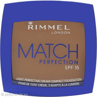 Rimmel Match Perfection Maquillaje Compacto 7g - True Nude