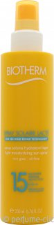 Biotherm Solaire Milky Sun Spray SPF15 6.8oz (200ml)