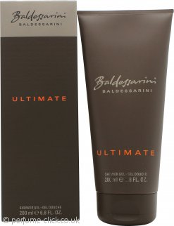 Baldessarini Ultimate Shower Gel 200ml