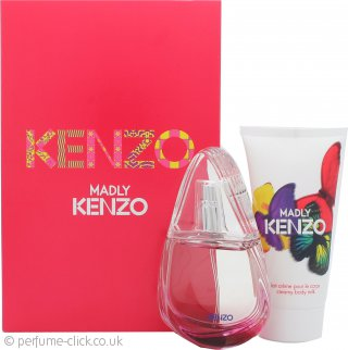 Madly Kenzo Gift Set 30ml EDT + 50ml Body Milk