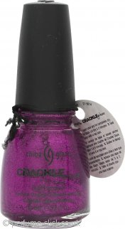 China Glaze Crackle Glaze Nail Lacquer Glam-More 14ml
