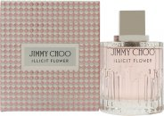 Jimmy Choo Illicit Flower Eau de Toilette 100ml Vaporizador