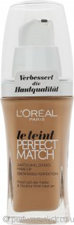 L'Oreal True Match The Foundation 30ml - W7 Golden Amber