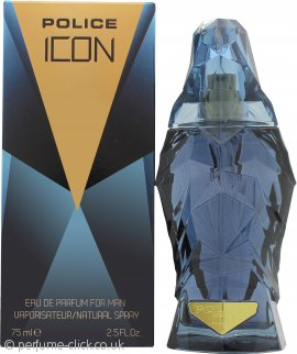Police Icon For Man Eau de Parfum 75ml Spray