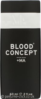 Blood Concept +MA Eau de Parfum 60ml Spray