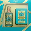 Mäurer & Wirtz 4711 Gift Set 50ml EDC + 10 x EDC Refreshing Tissue