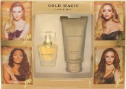 Little Mix Gold Magic Gift Set 30ml EDP + 75ml Body Wash