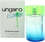 Emanuel Ungaro Power Eau de Toilette 90ml Spray
