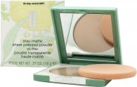 Clinique Stay-Matte Sheer Pressed Powder - Stay Beige