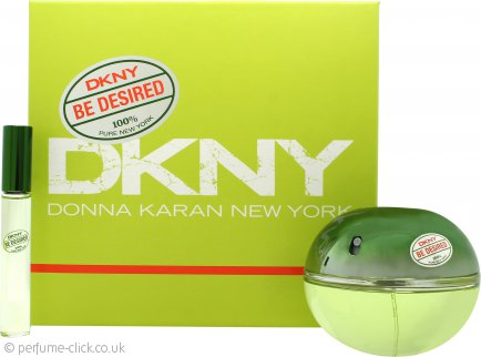 DKNY Be Desired Gift Set 100ml EDP + 10ml EDP Rollerball