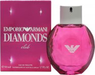 Giorgio Armani Emporio Diamonds Club Eau de Toilette 50ml Spray