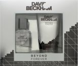 David & Victoria Beckham Beyond Forever Giftset 200ml Shower Gel + 150ml Deodorantspray