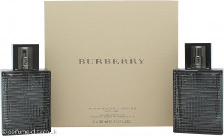 Burberry Brit Rhythm Gift Set 2x30ml EDT
