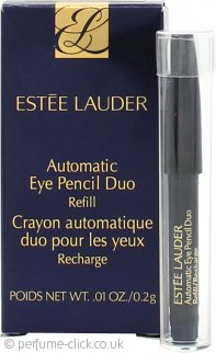 Estee Lauder Automatic Eye Pencil Duo Refill 0.2g - Jet Black