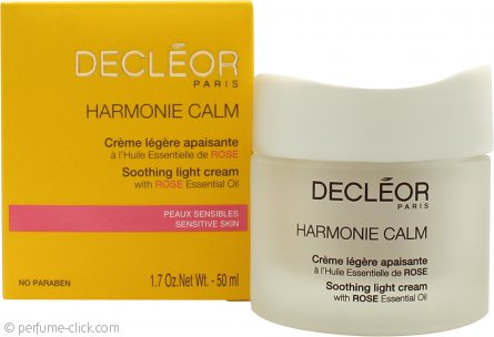 Decleor Harmonie Calm Soothing Milky Cream (Sensitive & Reactive Skin) 1.7oz (50ml)