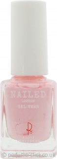 Nailed London Gel Wear Nail Polish 10ml - Sugar Lips