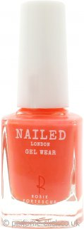 Nailed London Gel Wear Nail Polish 10ml - Coral Chameleon