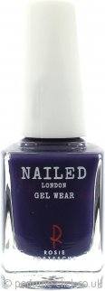 Nailed London Gel Wear Nail Polish 10ml - Berry Sexy