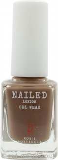 Nailed London Gel Wear Nail Polish 10ml - Dirty Blonde