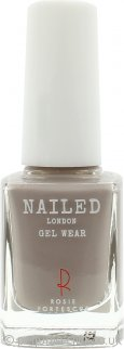 Nailed London Gel Wear Nail Polish 10ml - Noodle Nude