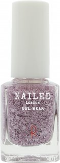Nailed London Gel Wear Nail Polish 10ml - Happy Hour Glitter