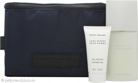 Issey Miyake L'Eau d'Issey Pour Homme Gift Set 75ml EDT + 50ml Shower Gel