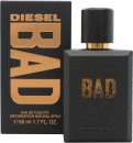 Diesel Bad Eau de Toilette 50ml Spray