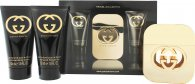 Gucci Guilty for Her Geschenkset 50ml EDT + 50ml Body Lotion + 50ml Duschgel - Reiseedition