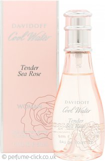 Davidoff Cool Water Woman Tender Sea Rose Eau de Toilette 50ml Spray