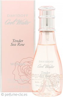 Davidoff Cool Water Woman Tender Sea Rose Eau de Toilette 50ml Vaporizador