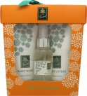 Taylor of London Tweed Set de Regalo 100ml EDT + 200ml Loción Corporal + 200ml Gel Corporal