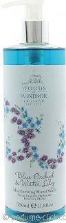 Woods of Windsor Blue Orchid & Water Lily Hand Wash 350ml
