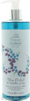 Woods of Windsor Blue Orchid & Water Lily Detergente Mani 350ml