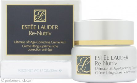 Estee Lauder Re-Nutriv Ultimate Lift Age-Correcting Creme Rich 1.7oz (50ml)