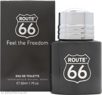 Route 66 Feel The Freedom Eau de Toilette 50ml Vaporizador