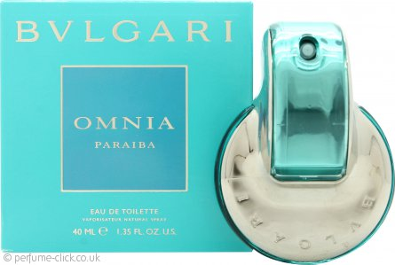 Bvlgari Omnia Paraiba Eau de Toilette 40ml Spray