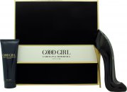 Carolina Herrera Good Girl Gift Set 50ml EDP + 75ml Balsam do Ciała